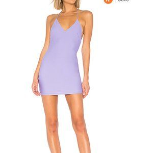 by the way. Evie T Strap Mini Dress Party Lavender